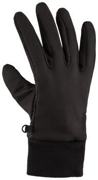 McKINLEY Guantes Serge ux hombre Negro