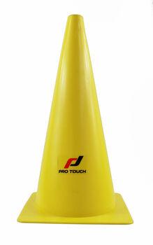 Conos fútbol Pro Touch Cone Set 38 cm Amarillo