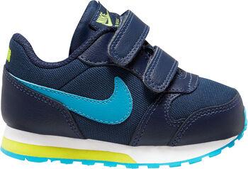 Nike Zapatilla MD RUNNER 2 (TDV) Azul