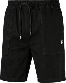 Puma Pantalones cortos de entrenamiento Downtown de 8 pulgadas hombre