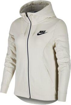 Nike Sportswear Advance 15 Hoddie Mujer Blanco