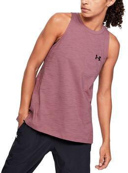 Under Armour Camiseta de tirantes ajustable Charged Cotton® mujer