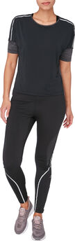 PRO TOUCH Camiseta m/c Gwen wms mujer Negro