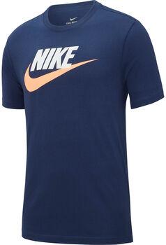 Nike Camiseta m/c M NSW TEE ICON FUTURA hombre Azul