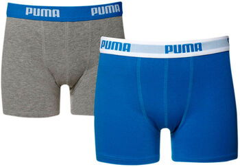 Puma Boxers Basic (Pack 2) niño Azul
