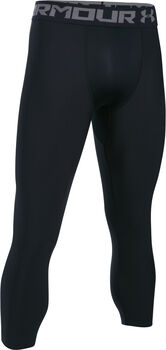 Under Armour HG ARMOUR 2.0 3/4 LEGGING hombre Negro