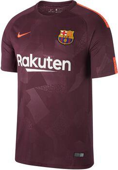 Nike Camiseta fútbol  Breathe FCB BRT STAD JSY SS 3R hombre Rojo