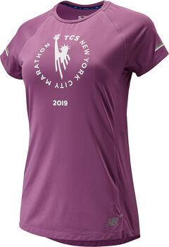 New Balance Camiseta Ice Maratón NYC mujer