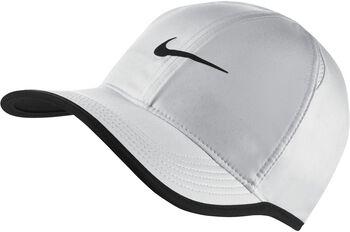 Nike Gorra FEATHER LIGHT CAP hombre Blanco