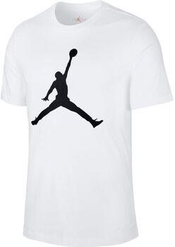 Nike Camiseta m/cJ JUMPMAN SS CREW hombre Blanco