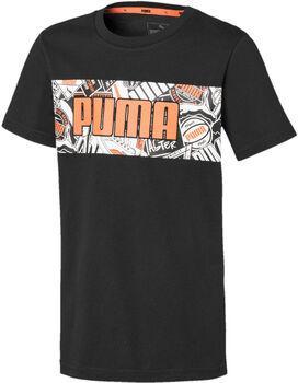 Puma Camiseta Manga Corta Alpha Graphic Tee B