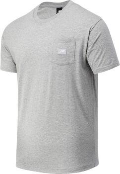 New Balance Camiseta manga corta Athletics  hombre
