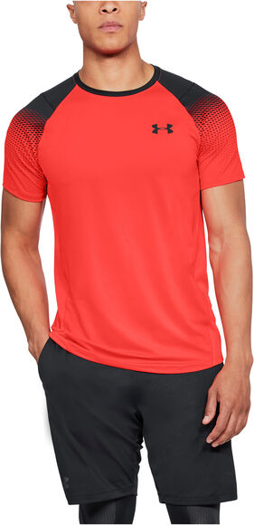 Camiseta de manga corta con estampado de rombos MK-1 Left Chest de hombre