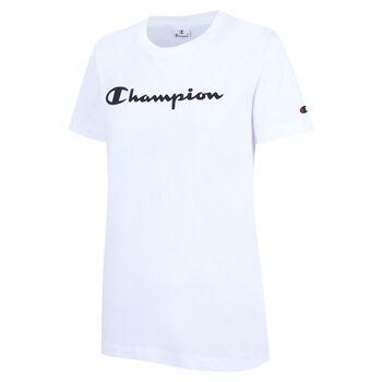 Champion Camiseta Manga Corta Crewneck T-Shirt mujer