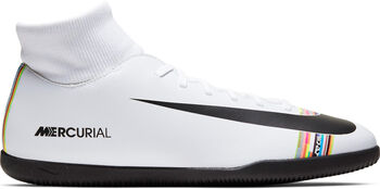 Nike  Mercurial Superfly 6 Club CR7 IC hombre Blanco