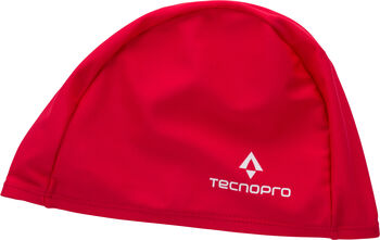 TECNOPRO Gorro Natación Flex Rojo