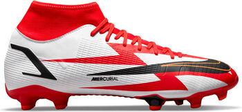 Nike Botas Fútbol Superfly 8 Academy Cr7 Fg/Mg hombre Rojo