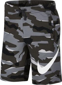 Nike Nsw club camo short ft hombre Gris