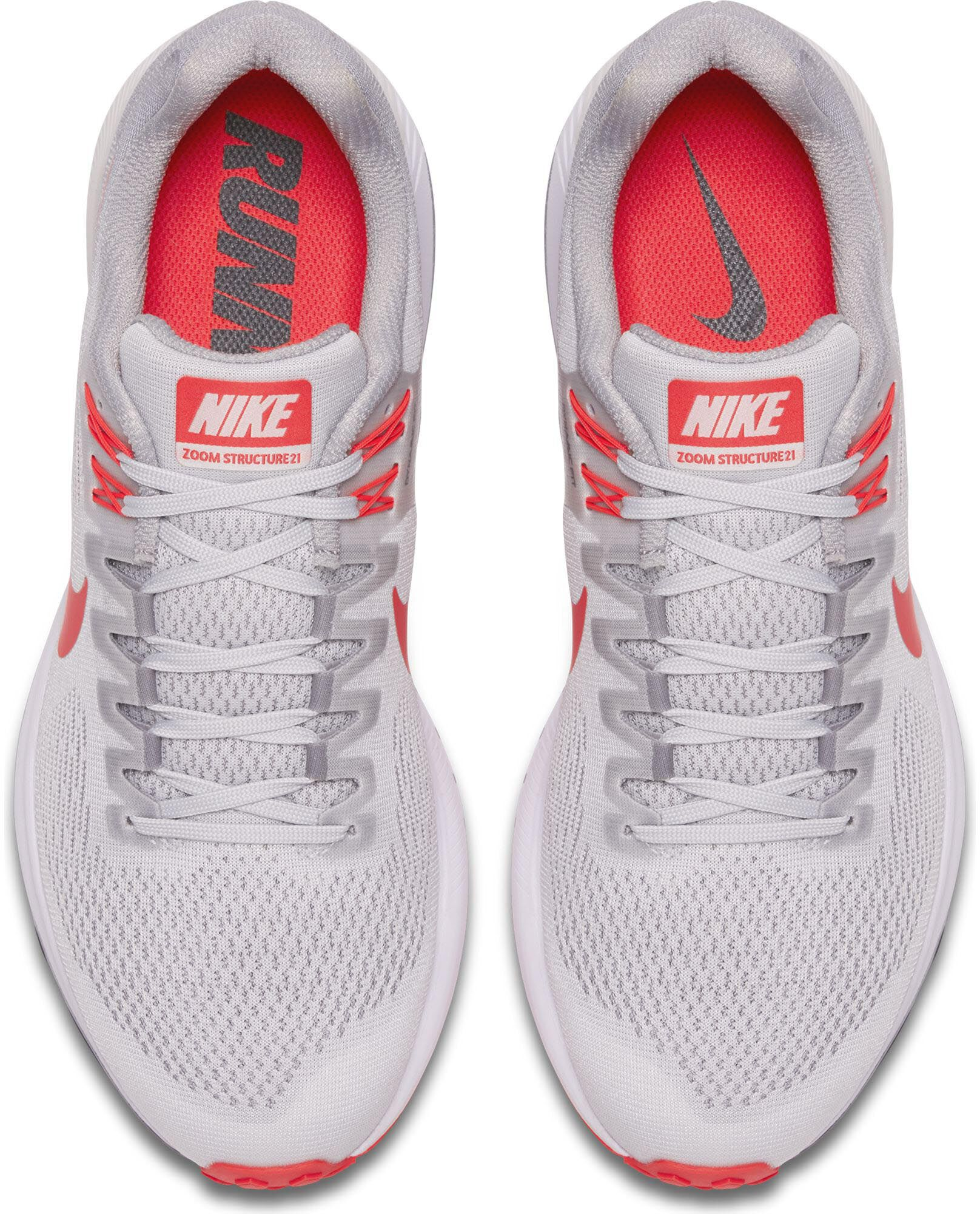 · Nike 21 Hombre Structure Air Zoom Yfv76gbIy