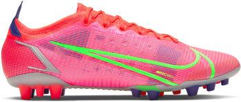 Botas de fútbol Nike Mercurial Vapor 14 Elite hombre Rojo