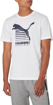 Puma Camiseta m/c Graphic Tee SS hombre