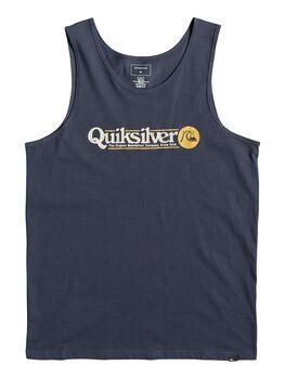 Quiksilver Camiseta de tirantes Art Tickle hombre