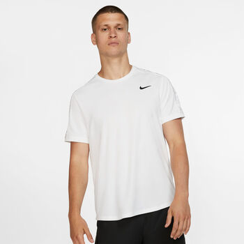 Nike Court Dri-FIT ShorSleeve Graphic Tennis hombre