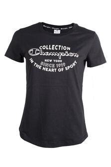 Camiseta Cuello Caja Mujer