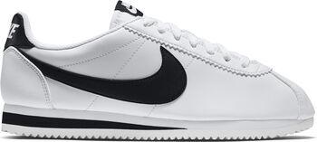 Nike Zapatilla WMNS CLASSIC CORTEZ LEATHER mujer Blanco