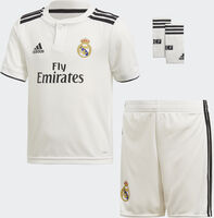 Conjunto fútbol Real Madrid adidas H MINI