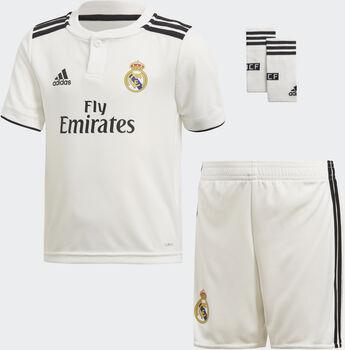 Conjunto fútbol Real Madrid adidas H MINI niño