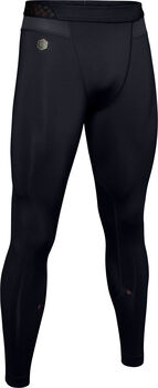 Under Armour Rush Legging hombre Negro