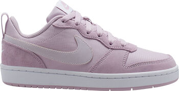 Nike Zapatilla COURT BOROUGH LOW 2 PE GS Rosa