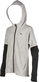 Girls Hooded Sweat Jacket