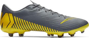 Nike Botas de fútbol Mercurial Vapor 12 Academy MG Unisex hombre Gris
