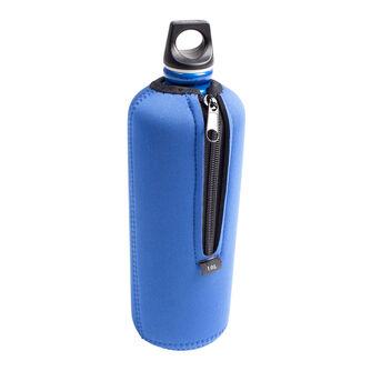 Botella Aluminio Neopreno 1L