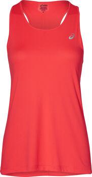 Asics Camiseta de entrenamiento Silver mujer Naranja