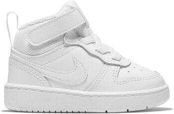 Nike Zapatilla Court Borough Mid 2  Blanco