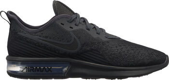 Nike Air Max Sequent 4 hombre Negro