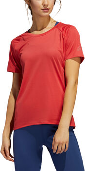 adidas Camiseta 25/7 Rise Up N Run Parley mujer