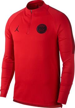 Nike Camiseta Manga larga PSG Jordan  hombre Rojo