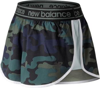New Balance Pantalones cortos estampados Accelerate de 2.5 pulgadas mujer