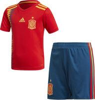 Conjunto fútbol Selección Española Adidas FEF H Minikit Niños