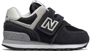New Balance Sneakers 574 Velcro Negro