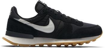 Nike Internationalist Mujer Negro