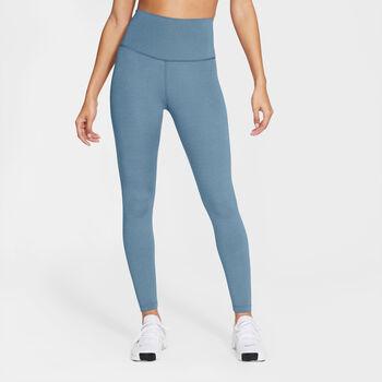 Nike Mallas Yoga Women's 7/8 mujer Azul