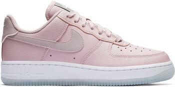 Nike Zapatilla Air Force 1 '07 Essential mujer Púrpura