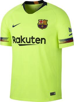 Nike Camiseta de fútbol FC Barcelona 2a equipación 2018-2019 hombre Amarillo
