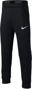 Nike Dry Pant Taper Flc Negro
