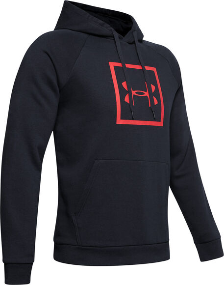 RIVAL FLEECE LOGO HOODY